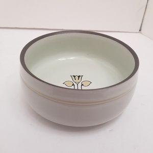Vintage Denby Kimberly Stoneware bowl retro 1970
